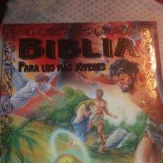 Libros de segunda mano: BIBLIA PARA LOS MÁS JÓVENES EDITORIAL SUSAETA. Lote 135574747