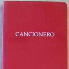 Libros de segunda mano: CANCIONERO - COMUNIÓN Y LIBERACIÓN 2007 - VER INDICE. Lote 135881578