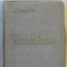 Libros de segunda mano: HORAS DEL CORAZÓN - JUAN ECHEVARRIA - EDITORIAL COCULSA 1941 - VER INDICE. Lote 135882334