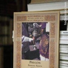 Libros de segunda mano: PREGÓN SEMANA SANTA SEVILLA 1993. JOSÉ MARÍA JAVIERRE ORTAS. Lote 136148310