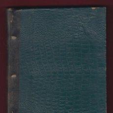 Libros de segunda mano: ORATORIA SAGRADA, REVISTA QUINCENAL. POR: PEDRO SANTIAGO CAMPORREDONDO. TOMO VIII. 768 PÁG. LR5253. Lote 136435698