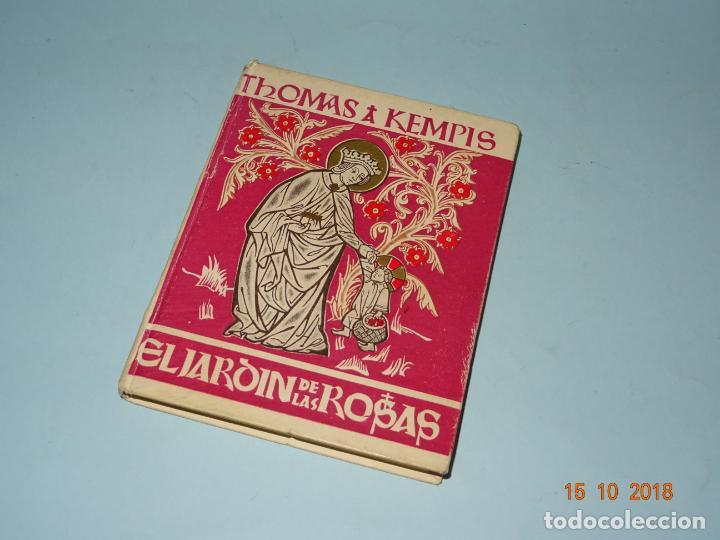 El jardín de rosas seguido del manual de párvul comprar libros.