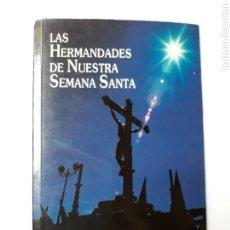 Libros de segunda mano: CUENCA. . LAS HERMANDADES DE NUESTRA SEMANA SANTA 1990. Lote 136691436