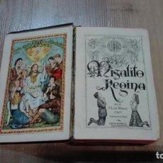 Libros de segunda mano: MISALITO REGINA 1952. Lote 137140650