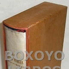 Libros de segunda mano: LA SANTA BIBLIA (BIBLIA DE LA FAMILIA). Lote 137270120