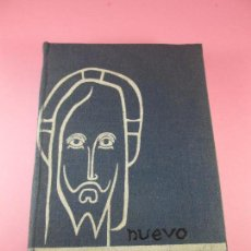 Libros de segunda mano: LIBRO-NUEVO TESTAMENTO-ORIENTE Y BIBLIA ED-1962-2ªEDICIÓN-OPE-BUEN ESTADO-VER FOTOS. Lote 137864318