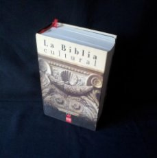 Libros de segunda mano: LA BIBLIA CULTURAL - EDICIONES SM 1998. Lote 138022262
