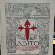 Libros de segunda mano: ABITO. ABITO Y ARMADURA ESPIRITUAL. GUADALUPE - MERIDA 1994. Lote 138548366