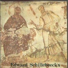 Libros de segunda mano: EDWARD SCHILLEBEECKX. JESUS LA HISTORIA DE UN VIVIENTE. EDICIONES CRISTIANDAD. Lote 138690754
