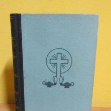 Libros de segunda mano: C.M. DE HEREDIA UNA FUENTE DE ENERGIA LIBRERIA EASO SAN SEBASTIAN AÑO 1945 3ª EDICION EXCELENTE. Lote 138920330