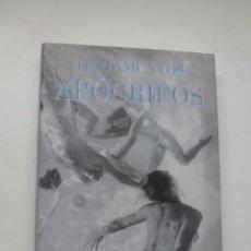 Libros de segunda mano: TESTAMENTOS APÓCRIFOS. ATTILIO LOCATELLI. EDICIONES MARTÍNEZ ROCA.. Lote 138953570