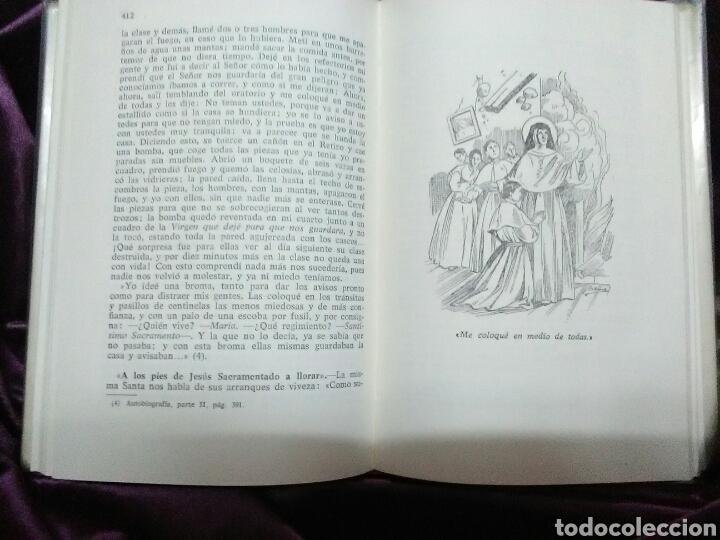 Libros de segunda mano: Alma de oración y de apostolado. S. Mª Micaela del S.S. 1965. - Foto 3 - 139006453