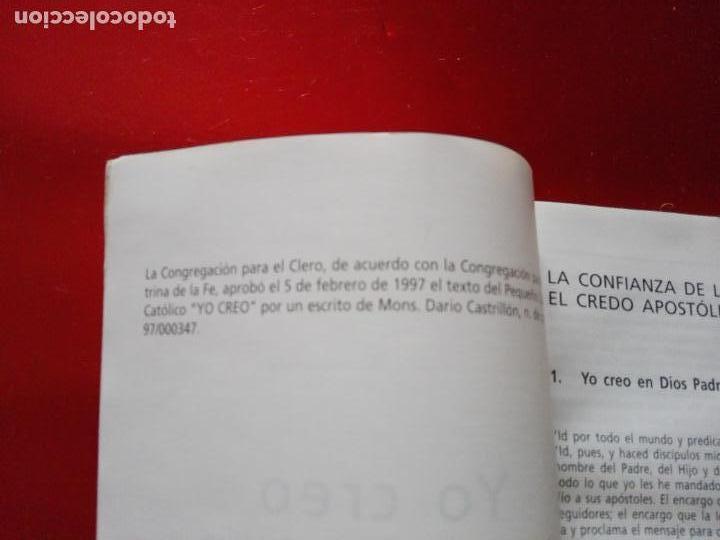 Libros de segunda mano: LIBRO-YO CREO-PEQUEÑO CATECISMO CATÓLICO-4ªEDICIÓN-2001-PERFECTO ESTADO-VER FOTOS - Foto 4 - 139242714