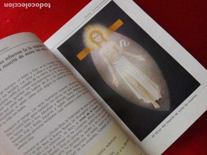 Libros de segunda mano: LIBRO-YO CREO-PEQUEÑO CATECISMO CATÓLICO-4ªEDICIÓN-2001-PERFECTO ESTADO-VER FOTOS - Foto 6 - 139242714