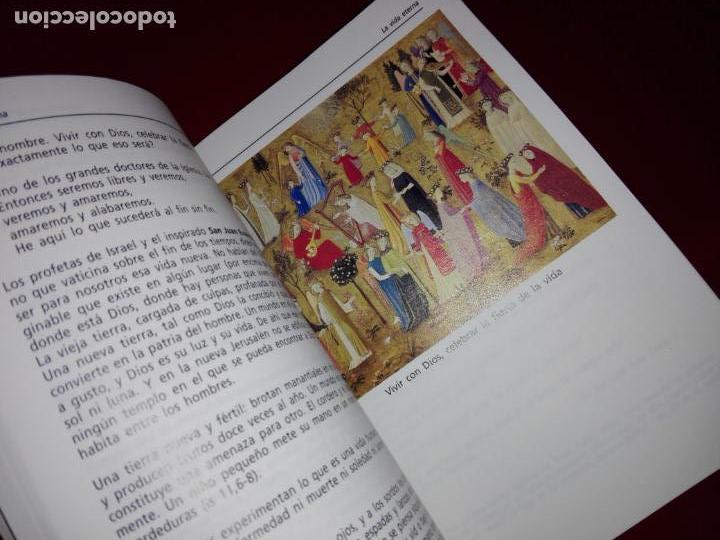 Libros de segunda mano: LIBRO-YO CREO-PEQUEÑO CATECISMO CATÓLICO-4ªEDICIÓN-2001-PERFECTO ESTADO-VER FOTOS - Foto 8 - 139242714