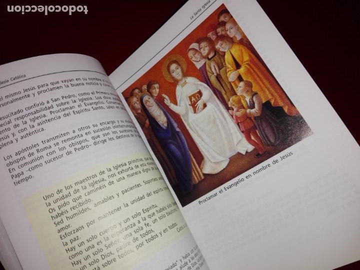 Libros de segunda mano: LIBRO-YO CREO-PEQUEÑO CATECISMO CATÓLICO-4ªEDICIÓN-2001-PERFECTO ESTADO-VER FOTOS - Foto 10 - 139242714