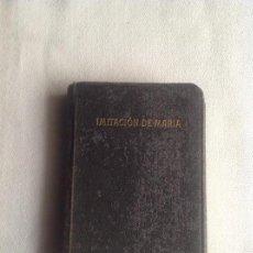Libros de segunda mano: LA IMITACIÓN DE MARÍA, TOMÁS DE KEMPIS, 1956, EDITORIAL REGINA. Lote 139947734