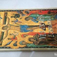 Libros de segunda mano: VIA CRUCIS ECUMENICO-S S KAREKIN I-CATHOLICOS DE TODOS LOS ARMENIOS-PUBLICACIONES CLARETIANAS 1998. Lote 140058902