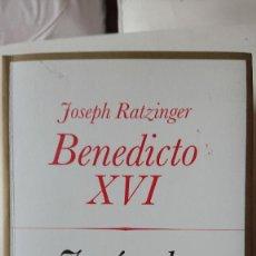 Libros de segunda mano: JESÚS DE NAZARET - JOSEPH RATZINGER. BENEDICTO XVI. Lote 140298570