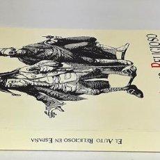 Libros de segunda mano - EL AUTO RELIGIOSO EN ESPAÑA. VV. AA. IMP. COMUNIDAD DE MADRID. 1991. - 140388866