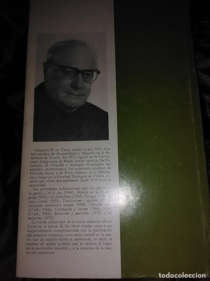 Libros de segunda mano: La estrategia del comunismo hoy. G. R. de Yurre. BAC Maior nº 23. 1983. - Foto 2 - 141442182