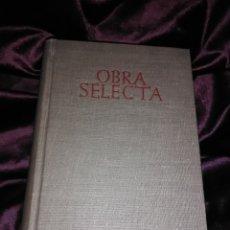 Libros de segunda mano: OBRA SELECTA. FRAY LUIS DE GRANADA. BAC, Nº 20. 1952.. Lote 230622515