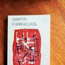 Libros de segunda mano: SANTOS EVANGELIOS. CENTRO BÍBLICO HISPANOAMERICANO. CASA DE LA BIBLIA 1.962. LIBRO DE BOLSILLO. Lote 141893850
