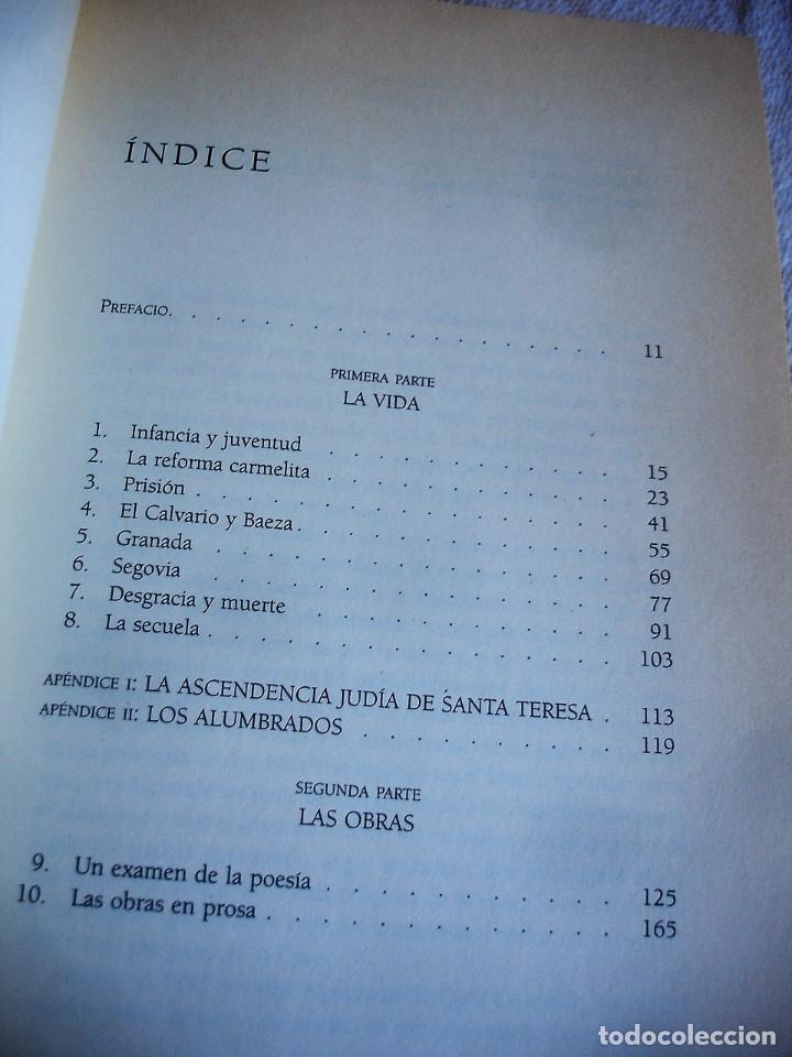 Libros de segunda mano: Gerald Brenan. San Juan de la Cruz - Foto 3 - 142107562