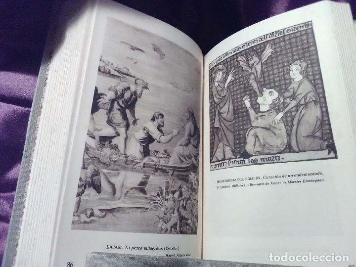 Libros de segunda mano: Los grandes temas del arte cristiano (II) Cristo en el Evangelio. S. Cantón. BAC n 64. 1950. - Foto 4 - 142627074