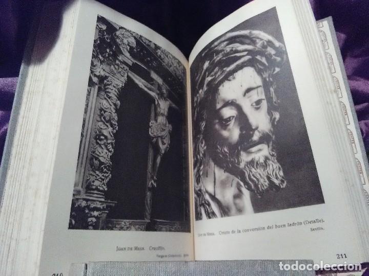 Libros de segunda mano: Los grandes temas del arte cristiano (III) La Pasión de Cristo. Camón Aznar. BAC n 47. 1949. - Foto 4 - 142627238