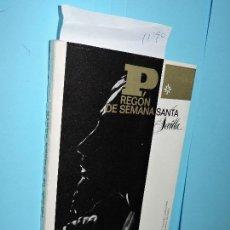 Libros de segunda mano: PREGÓN DE SEMANA SANTA SEVILLA 1965. JOSE Mª CIRARDA LACHIONDO OBISPO AUXILIAR DE SEVILLA. Lote 142849038