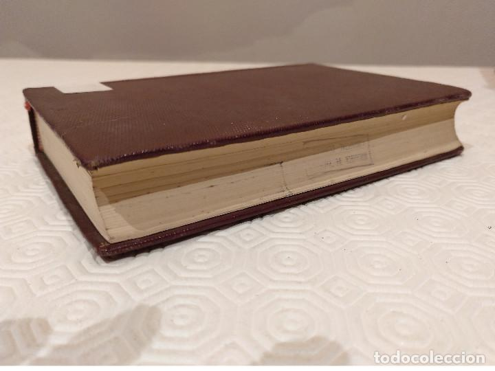 Libros de segunda mano: OBRAS COMPLETAS DE DANTE ALIGHIERI. BAC 1956. PIEL. - Foto 2 - 142981306