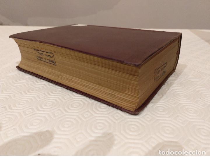 Libros de segunda mano: RAMON LLULL OBRAS LITERARIAS. BAC 1948. PIEL. - Foto 2 - 143002486