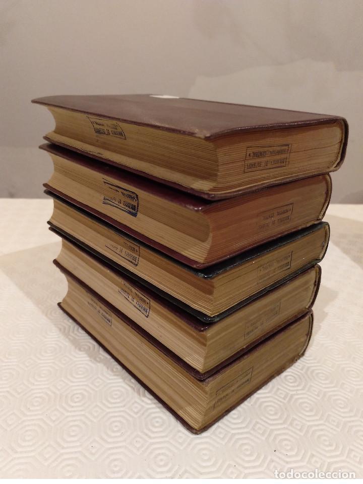 Libros de segunda mano: SACRAE THEOLOGIAE SUMMA. 5 TOMOS OBRA COMPLETA. BAC 1949, 1951, 1952 Y 1953. - Foto 2 - 143011358