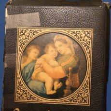 Libros de segunda mano: SAGRADA BIBLIA 1958. Lote 143069265