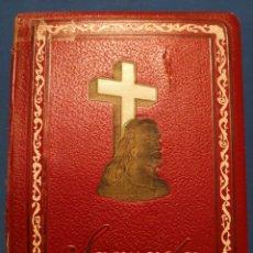 Libros de segunda mano: SAGRADA BIBLIA DE 1957.. Lote 143070314