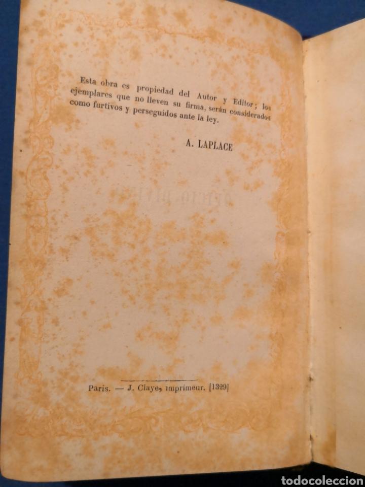 Libros de segunda mano: Oficio Divino. De 1869 - Foto 2 - 143091010