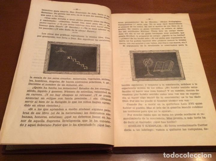 Libros de segunda mano: Catecismo explicado con gráficos y ejemplos. D.Llorente.Valladolid 1937. - Foto 2 - 143311658