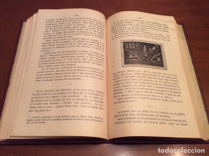 Libros de segunda mano: Catecismo explicado con gráficos y ejemplos. D.Llorente.Valladolid 1937. - Foto 3 - 143311658