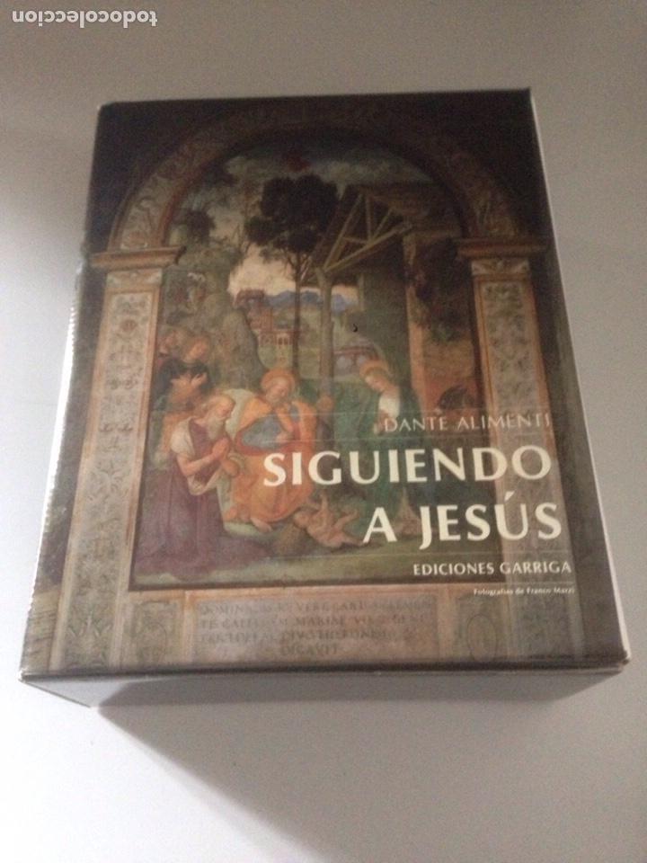 Libros de segunda mano: SIGUIENDO A JESUS - EDICIONES GARRIGA - Foto 3 - 143539581