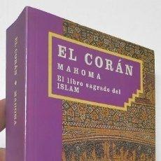 Libros de segunda mano: EL CORÁN - MAHOMA. Lote 143583990