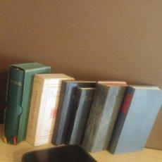 Libros de segunda mano: LOTE DE ANTIGUOS LIBROS RELIGIOSOS. Lote 144097516