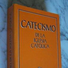 Libros de segunda mano: CATECISMO DE LA IGLESIA CATÓLICA. ASOCIACIÓN DE EDITORES DEL CATECISMO. SEGUNDA EDICIÓN, 1993.. Lote 144264706