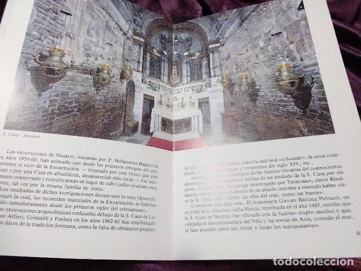 Libros de segunda mano: Loreto, historia y arte. Guía turística ilustrada. G. Santarelli. 1987. - Foto 4 - 144518106