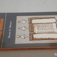 Libros de segunda mano: CONCORDANCIAS TEMAS BIBLICOS/ MARTIN H MANSER/ VERBO DIVINO. Lote 144778754