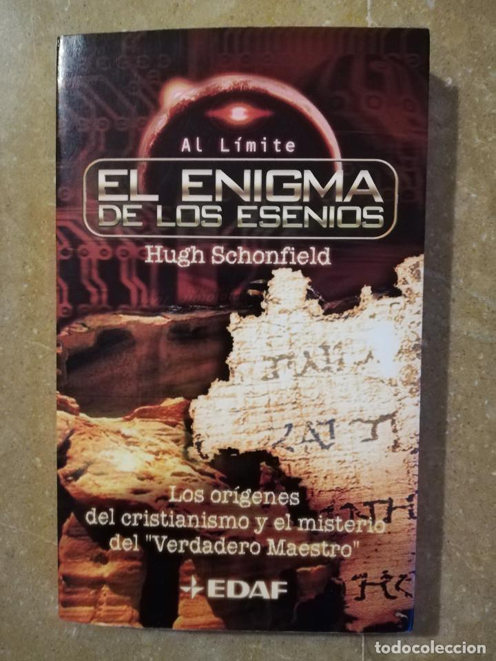 EL ENIGMA DE LOS ESENIOS (HUGH SCHONFIELD) EDAF (Libros de Segunda Mano - Religión)