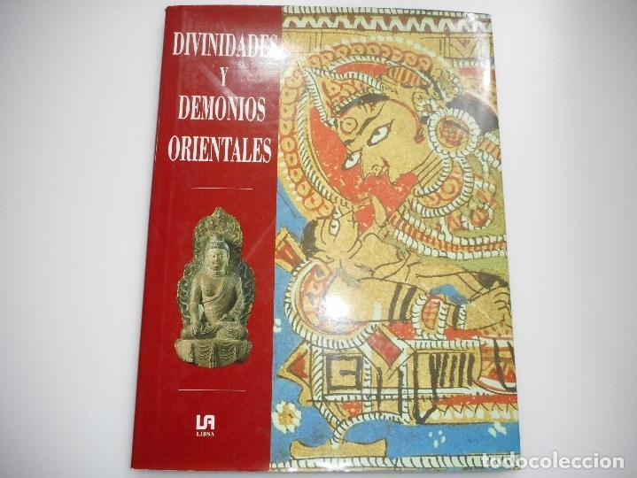 BRIAN P. KATZ DIVINIDADES Y DEMONIOS ORIENTALES Y91605 (Libros de Segunda Mano - Religión)