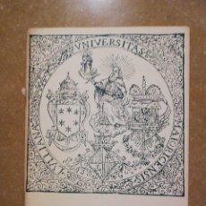 Libros de segunda mano: RAMON LLULL I MALLORCA. GREGORI IX I L'ESGLÉSIA MALLORQUINA (ANTHONY BONNER / PERE J. LLABRÉS). Lote 145089770