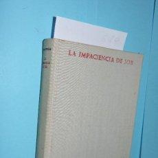 Livros em segunda mão: LA IMPACIENCIA DE JOB. CABODEVILLA, JOSE MARÍA. COL. BIBLIOTECA DE AUTORES CRISTIANOS. ED. CATÓLICA. Lote 145789418