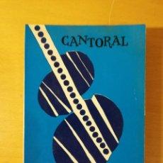 Libros de segunda mano: CANTORAL. ESGLÉSIA DE MALLORCA (3ª EDICIÓ) COMISSIÓ DIOCESANA DE MÚSICA DE MALLORCA, 1989. Lote 145853218
